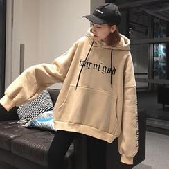 Dute - 字母連帽衫