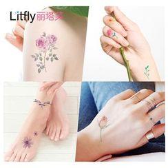 Litfly - Waterproof Temporary Tattoo (20 sheets)