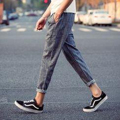 SICRIT - Linen Harem Pants