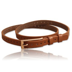 Yist! - Perforated Slim Belt
