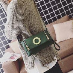 Rosanna Bags - Zip Detailed Clutch