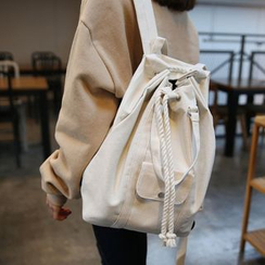 Bags 'n Sacks - Plain Bucket Backpack