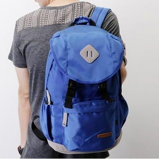 SeventyAge - Two-Tone Backpack