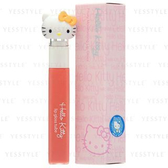 Sanrio - Race Hello Kitty Fruity Moisturizing Lip Gloss (#01 Orange)