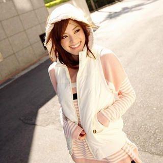 Tokyo Fashion - Hooded Padded Vest