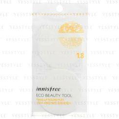 Innisfree - Eco Beauty Tool Make-Up Round Puff Light And Matt Sensation