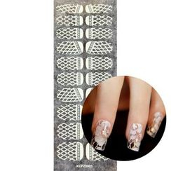 Nailit - Nail Sticker (KCFZ0003)