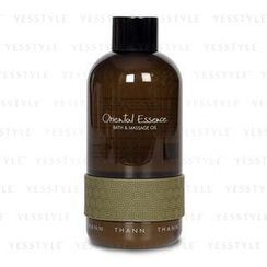 THANN - Oriental Essence Bath and Massage Oil