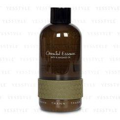 THANN - Oriental Essence Bath and Massage Oil
