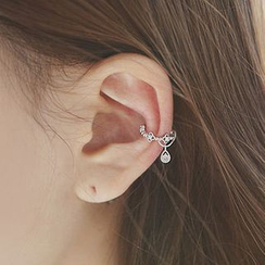 Blinglitz - Rhinestone Ear Cuff