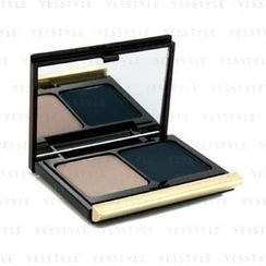 Kevyn Aucoin - The Eye Shadow Duo - # 214 Pebble/ Smokey Teal