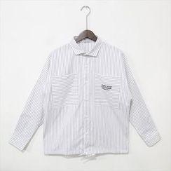 蔡先生 - 条纹衬衫