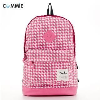 B.B. HOUSE - Houndstooth Backpack