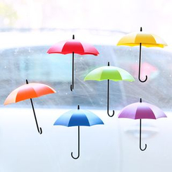Nina's House - Set of 3: Umbrella Wall Hooks