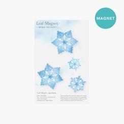 iswas - Snowflake Magnet Set