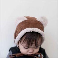 March Daisy - 小童編織帽