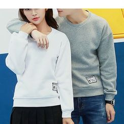Bay Go Mall - Couple Matching Pullover