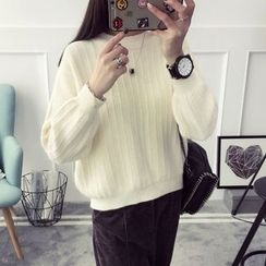 Qimi - Plain Sweater