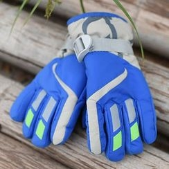 Wild Bamboo - Kids Snow Gloves