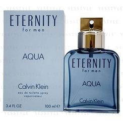 Calvin Klein 卡爾文克來恩 - Eternity Aqua Eau De Toilette Spray (For Men)