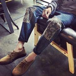 Troopers - Appliqué Jeans