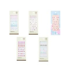 Innisfree - Self Nail Sticker Design (#13-17) (5 Types)