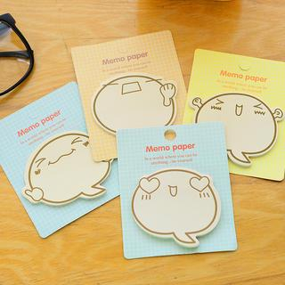 Emoji Mini Sticky Notes