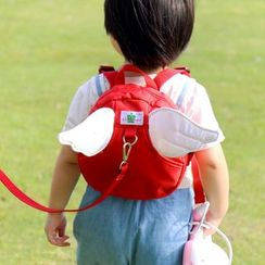 Lazy Corner - Kids Backpack with Safety Leash