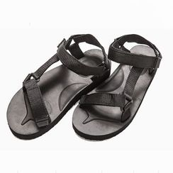 Ashen - Couple Flat Sandals