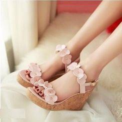 Tomma - 花花船跟涼鞋