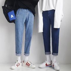 MPstudios - Slim-Fit Jeans
