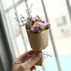 Paper House - Dried Flower Bouquet