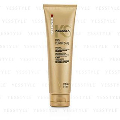 Goldwell - Kerasilk Rich Keratin Care Daily Mask - Smoothing Transformation (For Unmanageable and Damaged Hair)
