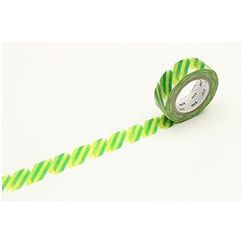 mt - mt Masking Tape : mt 1P Crystal Green