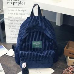 Bundle of Joy - Corduroy Backpack