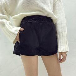 Octavia - Plain Shorts