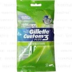 Gillette - Custom Plus 3 (Sensitive)
