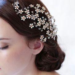 Neostar - Bridal Rhinestone Headpiece