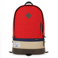 Mr.ace Homme - Color-Block Nylon Backpack