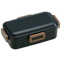 Skater - Earth Color Soft Lunch Box (Black)
