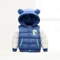 ciciibear - Kids Panel Down Coat