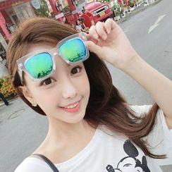 GLAMAX - Mirrored Sunglasses