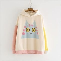 Storyland - Printed Hooded Pullover