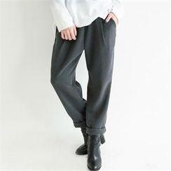 GLAM12 - Wide-Leg Pants