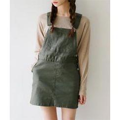 Daily Monday - Suspender Skirt