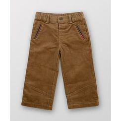 malimarihome - Kids Straight-Leg Corduroy Pants