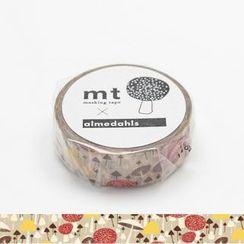mt - mt Masking Tape : mt Almedahls Mushroom
