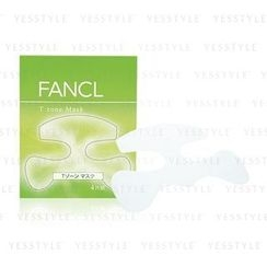 Fancl - T Zone Mask (Limited Edition)
