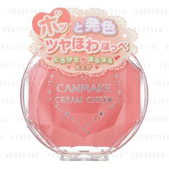 Canmake - Cream Cheek (#07 Coral Orange)