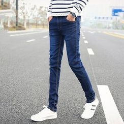 Kunji - Slim-Fit Jeans